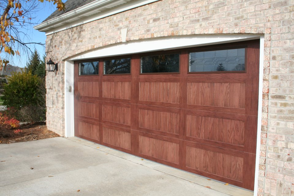 Accents Garage Door