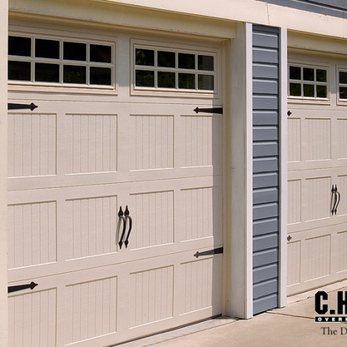 2-9x7 Carriage House Garage Door