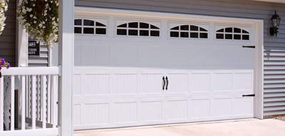 The Woodlands Garage Door