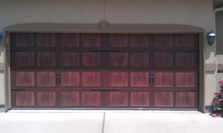 West Houston Garage Door