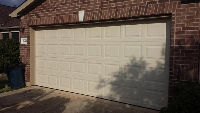 Jersey Village Garage Door Repair