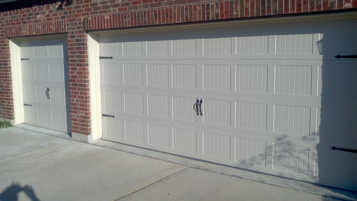 Garage Door Construction